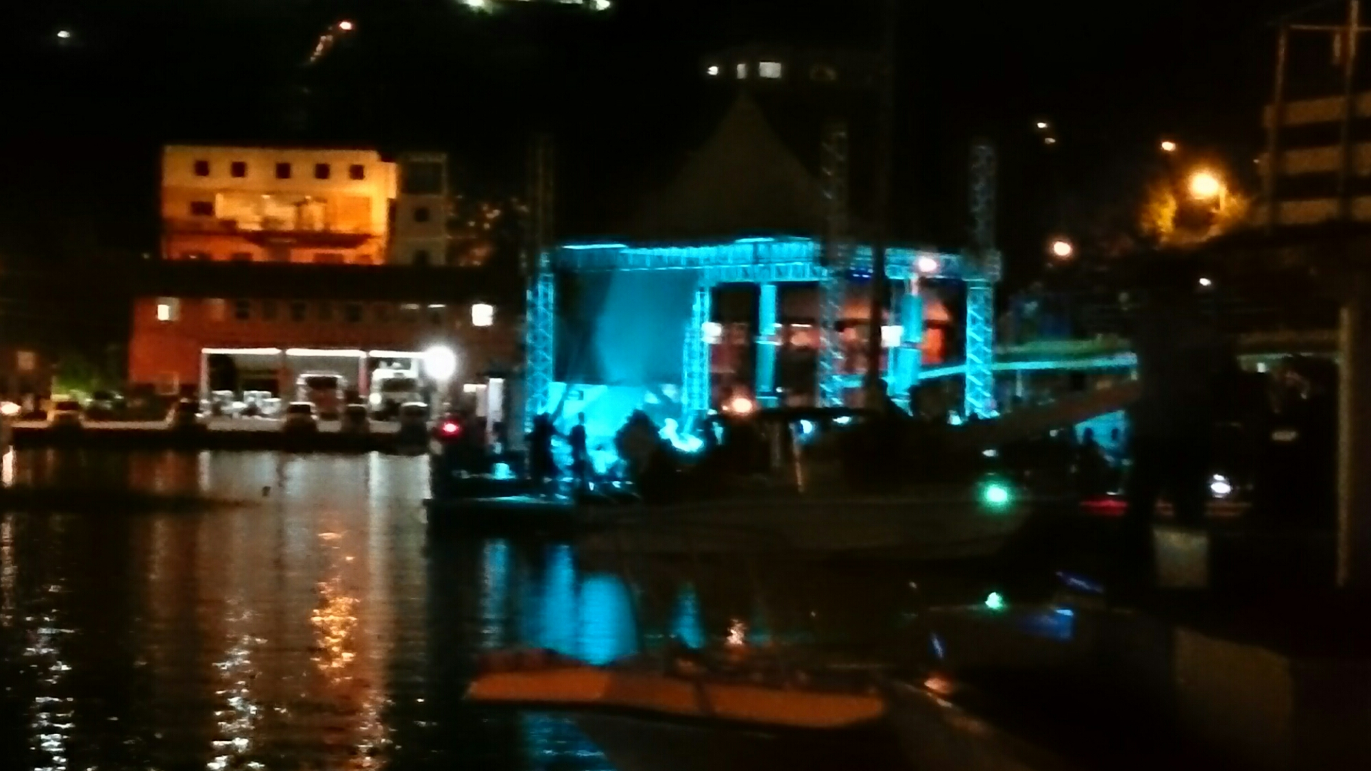 Grenada first ever Carrenage dinghy concert